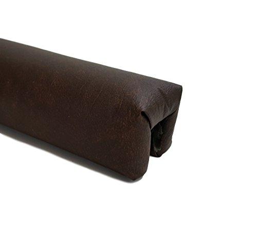 2-pc-Waterbed-Vinyl-Padded-Rails-Dark-Brown-0