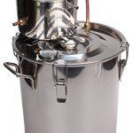 5-Gal-Home-Brew-DistillerKMM-Stainless-Moonshine-Alcohol-Still-Spirits-BoilerDistilled-Water-Filter015-0