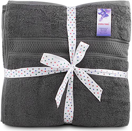 700-GSM-Premium-Bath-Towels-Set-Grey-4-Pack-27-X-54-Cotton-for-Hotel-Spa-Maximum-Softness-and-Absorbency-by-Utopia-Towels-0-0