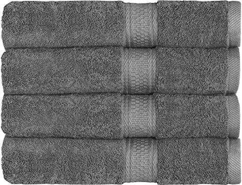 700-GSM-Premium-Bath-Towels-Set-Grey-4-Pack-27-X-54-Cotton-for-Hotel-Spa-Maximum-Softness-and-Absorbency-by-Utopia-Towels-0