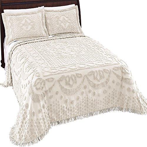 Addison-Chenille-Fringe-Border-Bedspread-0