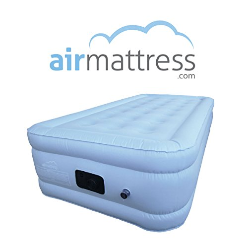 AirMattresscom-BEST-CHOICE-Air-Mattress-with-Hypoallergenic-Bamboo-Bed-Sheet-Skirt-and-High-Capacity-Air-Bed-Pump-0-1