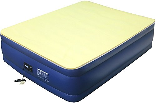 Airtek-Premium-velvety-Flocked-top-Air-Mattress-Airbed-with-Patented-high-end-Giga-valve-for-ultra-fast-deflation-0
