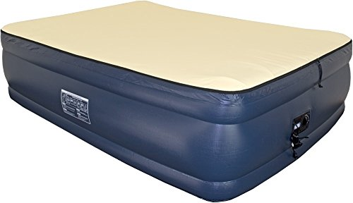 Airtek-Queen-Keystone-series-Premium-velvety-Flocked-top-Air-Mattress-Airbed-with-Patented-high-end-Giga-valve-for-ultra-fast-deflation-extra-thick-2ABQ04011-0