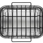 Anolon-Tri-Ply-Clad-Stainless-Steel-17-Inch-by-12-12-Inch-Large-Rectangular-Roaster-with-Nonstick-Rack-0-0