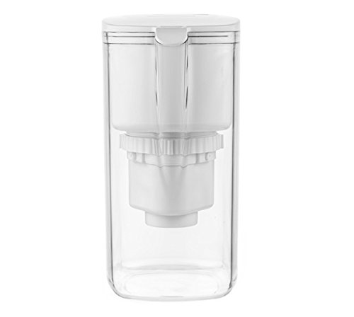 Aquagear Water Filter Pitcher – Removes Fluoride & Lead – 150 Gallon Filter  Aqua Gear Filter – Clear | Local Home Store