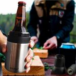 Asobu-Frosty-Beer-2-Go-Vacuum-Insulated-Double-Walled-Stainless-Steel-Beer-Bottle-and-Can-Cooler-with-Beer-Opener-0-1