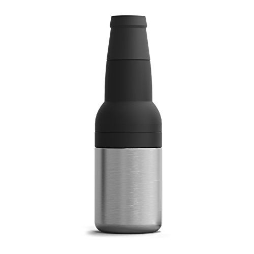 Asobu-Frosty-Beer-2-Go-Vacuum-Insulated-Double-Walled-Stainless-Steel-Beer-Bottle-and-Can-Cooler-with-Beer-Opener-0