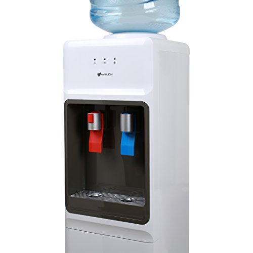Avalon-Top-Loading-Water-Cooler-Dispenser-Hot-Cold-Water-Child-Safety-Lock-Innovative-Slim-Design-Holds-3-or-5-Gallon-Bottles-ULEnergy-Star-Approved-0-0