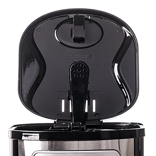 BELLA-Classics-12-Cup-Programmable-Coffee-Maker-Bold-Brew-Stainless-and-Chrome-0-1