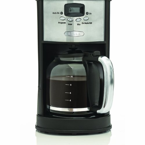 BELLA-Linea-Collection-12-Cup-Programmable-Coffee-Maker-0-0