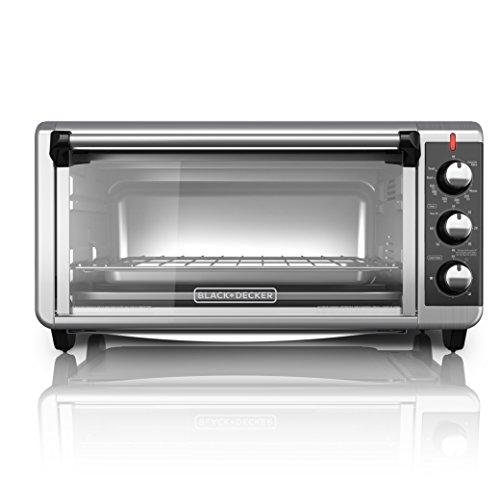 BLACKDECKER-8-Slice-Extra-Wide-Countertop-Convection-Toaster-Oven-0