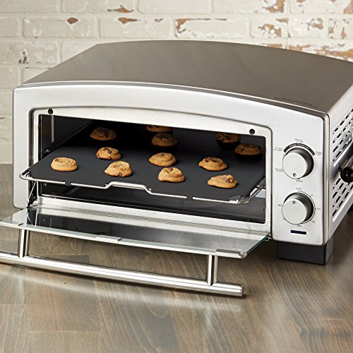 BLACKDECKER-P300S-5-Minute-Pizza-Oven-Snack-Maker-Pizza-Oven-Toaster-Oven-Stainless-Steel-0-1