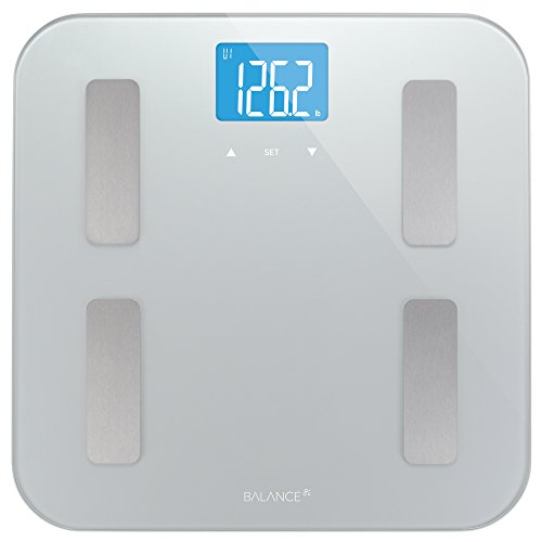 Balance-High-Accuracy-Body-Fat-Scale-with-Easy-to-Read-Backlit-LCD-and-5-Year-Warranty-0