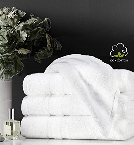 Bath-Towels-Ultra-Soft-and-Absorbent-towel-More-fibrous-threads-and-moisture-sucking-loops-Luxury-hotel-spa-and-salon-towels-100-combed-cotton-27×54-set-of-4-0-0