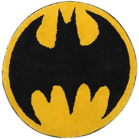 Batman-Bathroom-Set-Shower-Curtain-Hooks-Bath-Rug-Bath-Towel-and-Bath-Tub-Mat-0-1