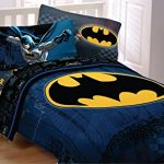 Batman-Bedding-Set-Guardian-Speed-Comforter-and-Sheets-0-1