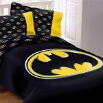 Batman-Emblem-5-Piece-Reversible-Super-Soft-Luxury-Full-Size-Comforter-Set-by-JD-Home-0