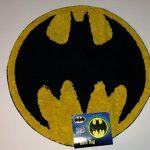 Batman-Logo-Tufted-Bath-Rug-0