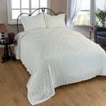 Beatrice-Home-Fashions-Wedding-Ring-Chenille-Bedspread-0