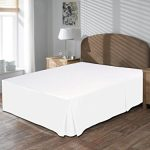 Bed-Skirt-By-Shopping-Cart-950-Thread-Count-100-Egyptian-Cotton-Queen-1-Piece-Bed-Skirt-23-Drop-Length-Solid-White-0