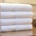 Bergamo-Luxury-Hotel-Spa-Bath-Towel-100-Percent-Genuine-Turkish-Cotton-Set-of-4-700-Gsm-0-0