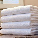 Bergamo-Luxury-Hotel-Spa-Bath-Towel-100-Percent-Genuine-Turkish-Cotton-Set-of-4-700-Gsm-0-1