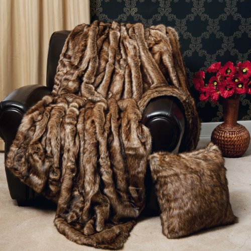 Best-Home-Fashion-Faux-Fur-Throw-Full-Blanket-Coyote-58W-x-84L-1-Throw-0-1