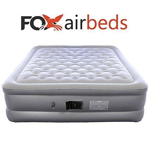 Best-Inflatable-Air-Bed-By-Fox-Airbeds-Plush-High-Rise-Air-Mattress-in-California-King-Size-0