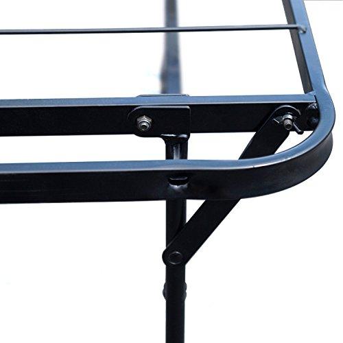 Best-Price-Mattress-Dual-Use-Steel-Bed-FrameFoundation-0-0