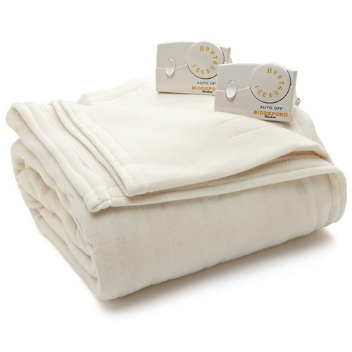 Biddeford-Comfort-Knit-Fleece-Electric-Heated-Blankets-Twin-Full-Queen-King-0-0