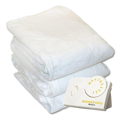 Biddeford-Heated-Mattress-Pad-White-0-0