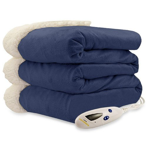 Biddeford-Luxuriously-Soft-Micro-Mink-and-Sherpa-Heated-Throw-Blanket-Assorted-Colors-0-0