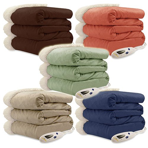 Biddeford-Luxuriously-Soft-Micro-Mink-and-Sherpa-Heated-Throw-Blanket-Assorted-Colors-0