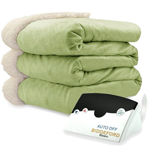 Biddeford-Micro-Mink-and-Sherpa-Electric-Heated-Blanket-Assorted-Sizes-Colors-0-0