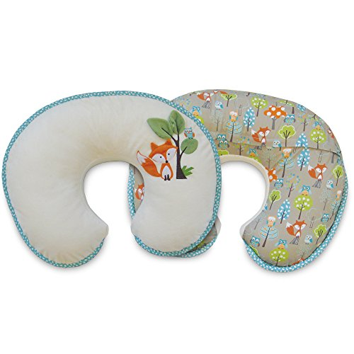 Boppy-Nursing-Pillow-and-Positioner-Luxe-Fox-and-Owl-0-1