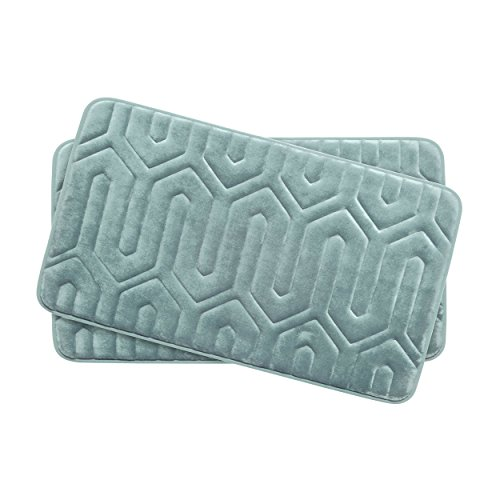 Bounce-Comfort-Extra-Thick-Memory-Foam-Bath-Mat-Set-0