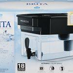 Brita-Pitchers-Brita-18-Cup-UltraMax-Water-Dispenser-with-1-Filter-BPA-Free-Gray-0-0