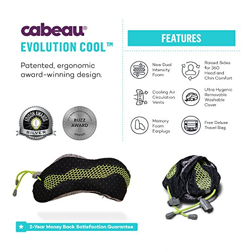 Cabeau-Evolution-Cool-The-Best-Air-Circulating-Head-and-Neck-Memory-Foam-Cooling-Travel-Pillow-0