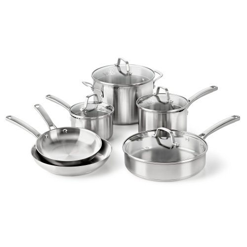 Calphalon-Classic-Stainless-Steel-Cookware-Set-0