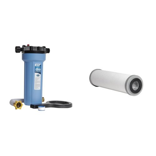 Camco-EVO-Premium-Water-Filter-with-Replacement-Cartridges-Bundle-0