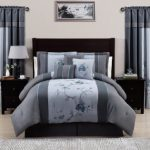 Chezmoi-Collection-7-Piece-Embroidered-Floral-Bed-in-a-Bag-Comforter-Set-Queen-Gray-Blue-0-0