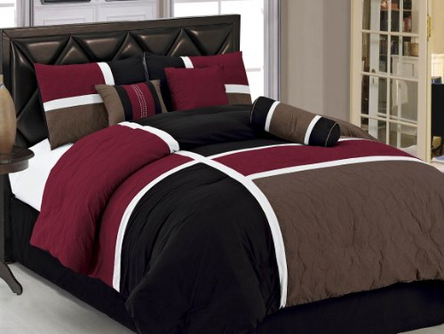 Chezmoi-Collection-7-Piece-Quilted-Patchwork-Comforter-Set-0