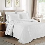 Chezmoi-Collection-Kingston-3-piece-Oversized-Bedspread-Coverlet-Set-0
