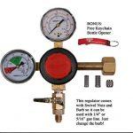 Co2-Beer-Regulator-Taprite-Brand-Double-Gauge-w-Check-Valve-swivel-nut-14-516-Stem-sold-by-Kegconnection-0