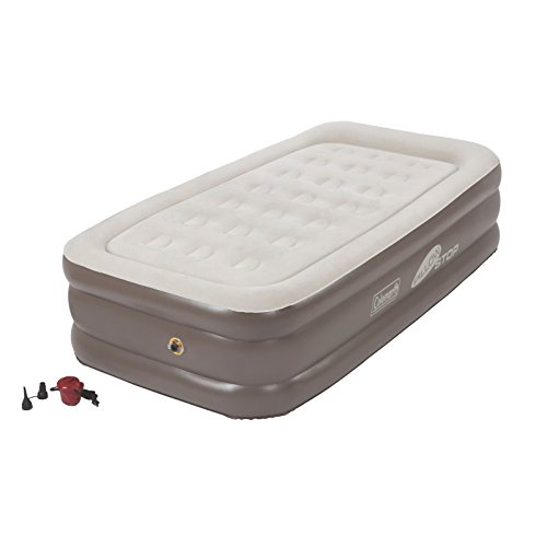 Coleman-SupportRest-Plus-PillowStop-Double-High-Airbed-0-0