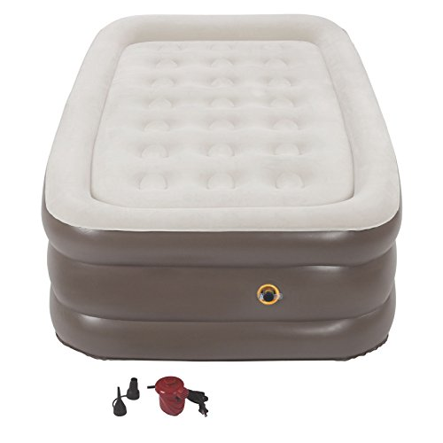 Coleman-SupportRest-Plus-PillowStop-Double-High-Airbed-0-1