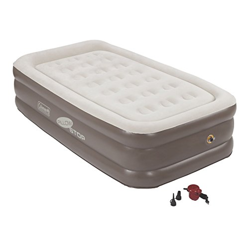 Coleman-SupportRest-Plus-PillowStop-Double-High-Airbed-0
