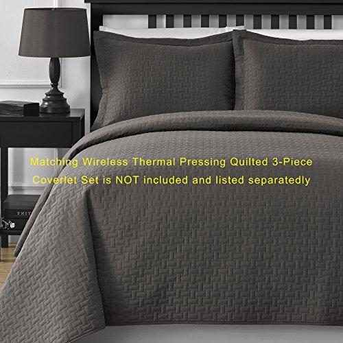Comfy-Bedding-Frame-Jacquard-Microfiber-5-Piece-Comforter-Set-0-0