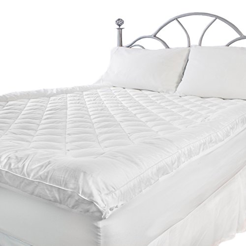 Cozy-Bed-Deluxe-Fiberbed-300-Thread-Count-Cotton-Top-0